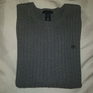 Izod | Cable Knit Crew Neck Sweater sz Medium